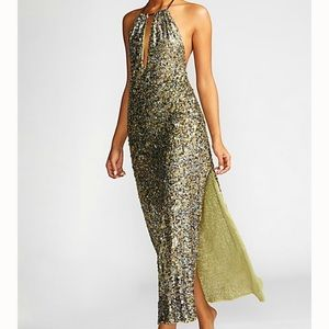 Free People Margarita Maxi Dress Jen Pirate Booty